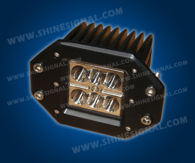 off Road Vehicle Grille LED Work Light (WBL33)