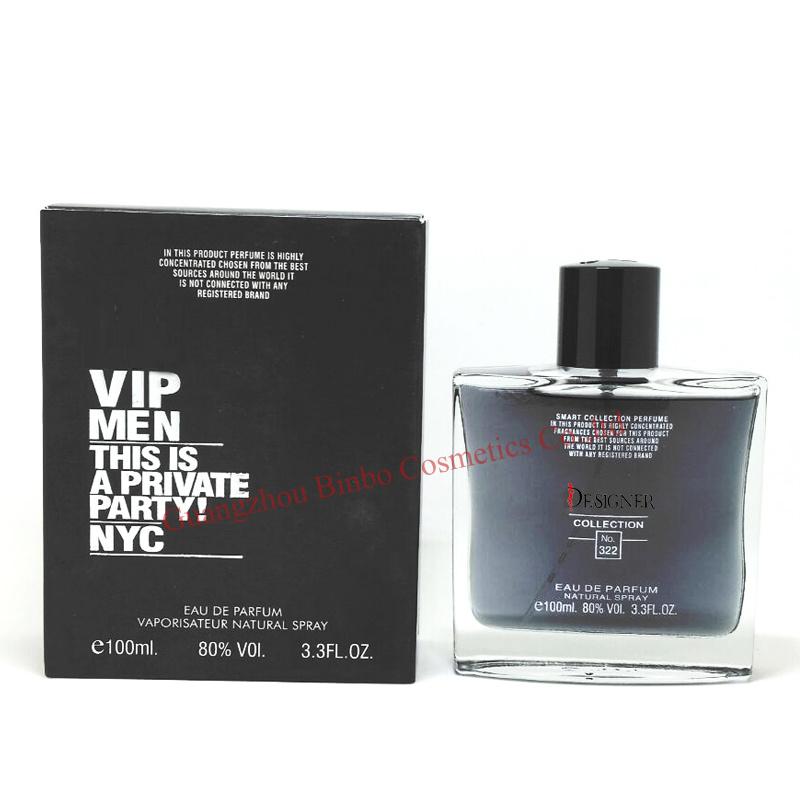 China Smart Perfume Hot Sale Perfume Vip Man Perfume China