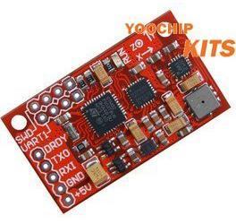 [Hot Item] Imu AHRS 10dof Sensor Module  MPU-6050/HMC5883L/BPM085/STM32f103t8 3-Axis Gyroscope and 3-Axis Accele