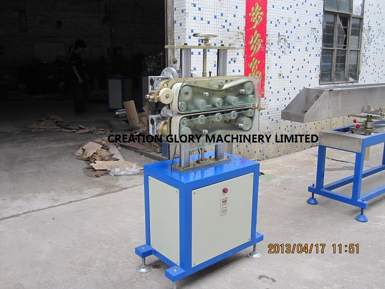 Plastic Extruding Machine for Making Window Door Seal Strip