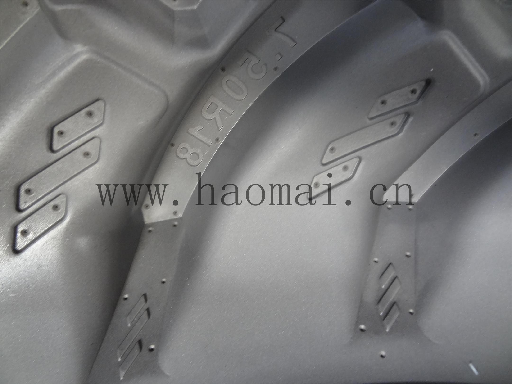 China Forst & Harvester Tyre Mold