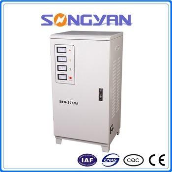 China 3 Phase Home Voltage Stabilizer - China 415V Three Phase ...