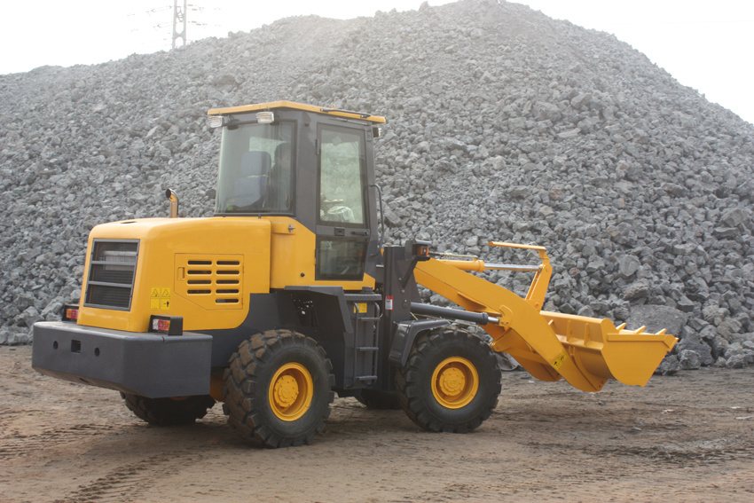 1.8ton Wheel Loader-Medium Size-Pilot Control pictures & photos