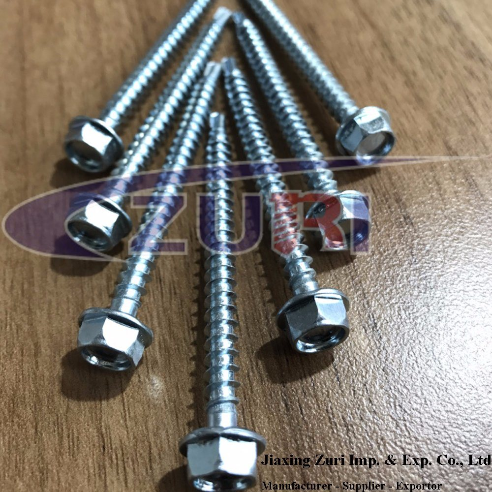 Self Drilling Screw 4.8X60 pictures & photos