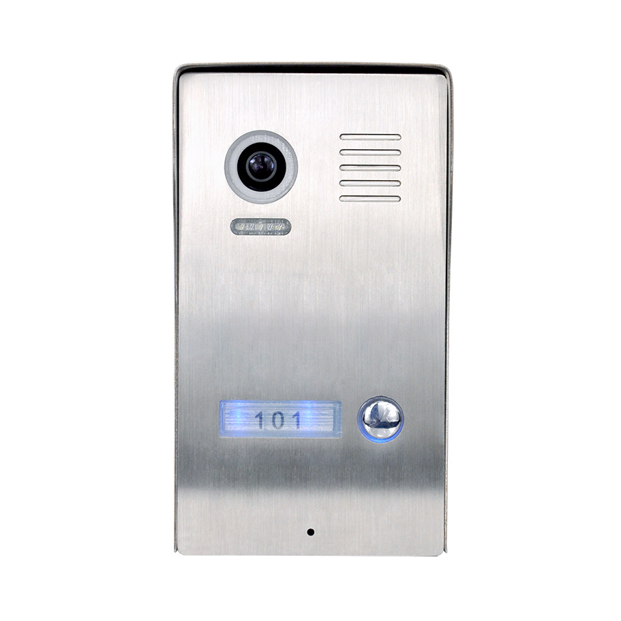 4 Wires Video Intercom Villa System (Out door station PL980C4)