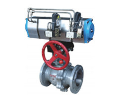 API Certified High Performance Pneumatic Single Seat Control Valve Dn50 ANSI 300 pictures & photos