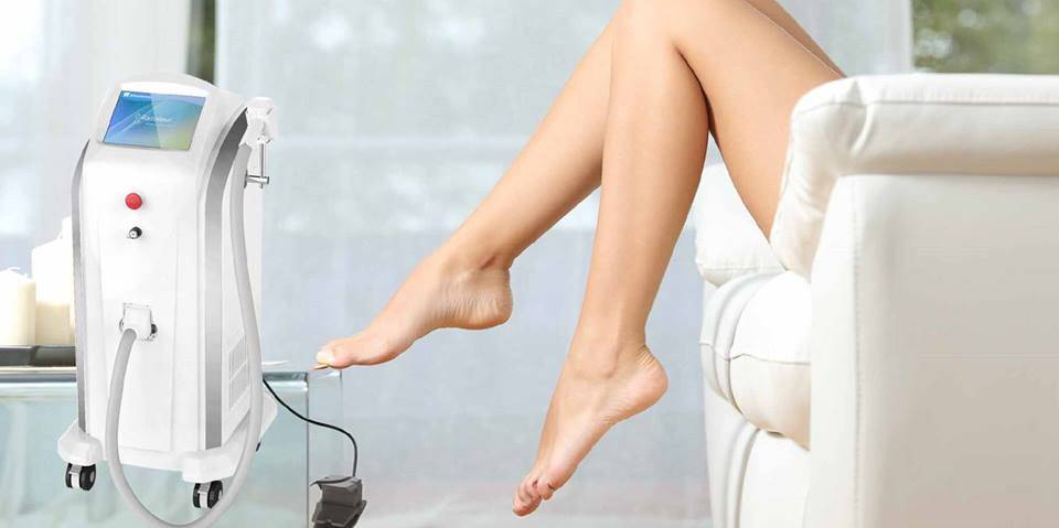 High quality professional beauty salon equipment 808nm diode laser hair removal for sale pictures & photos