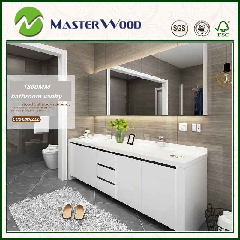 China Modern Bathroom Vanities Modular