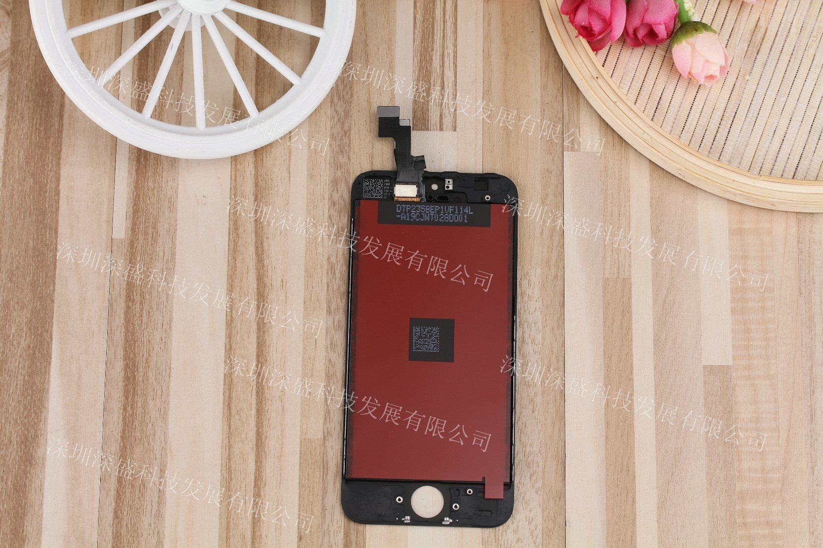 China White And Black Color Low Price Mobile Phone Touch Screen Lcd Touchscreen Samsung S4 Oem Display For Iphone 5s