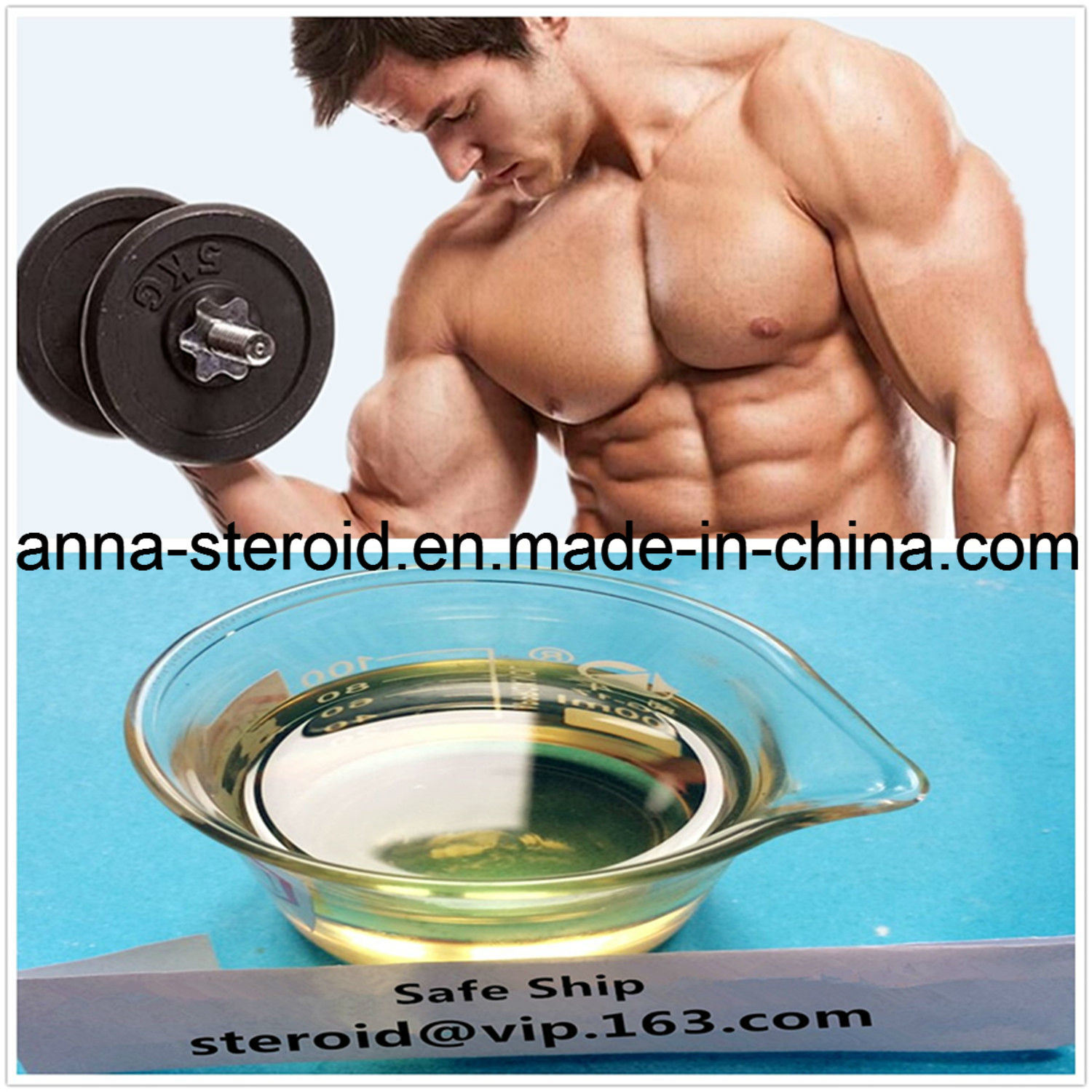 [Hot Item] Safe Ship Bodybuilding Steroid Hormone Equipoise Equigan EQ