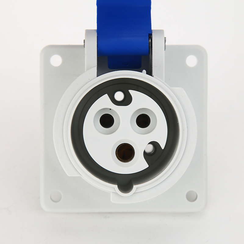China Universal Watertight Waterproof Electrical Outlet Industrial