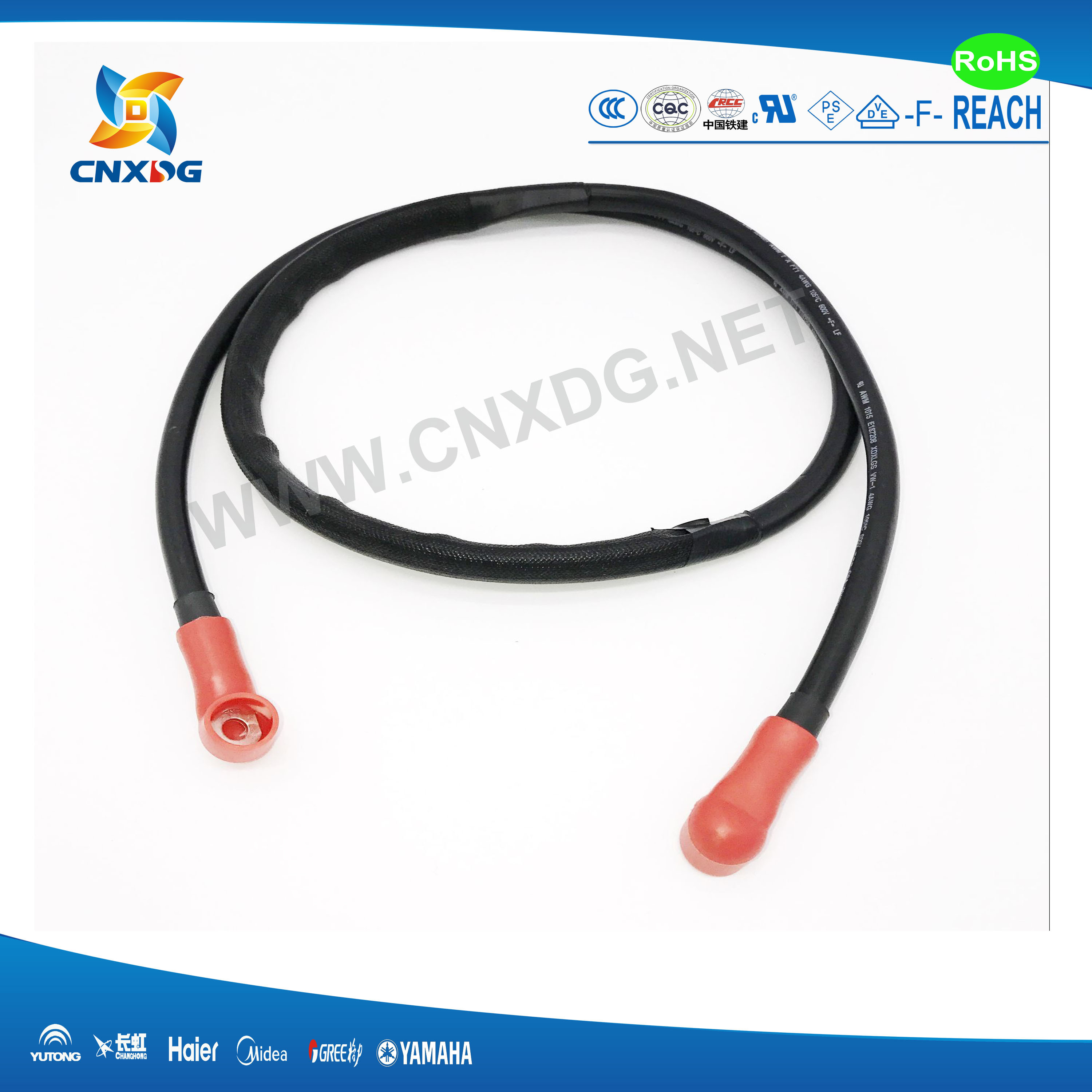 China Wire Harness for Automobile Motorcycle 6 - China Wire Harnes, Cable  Harness