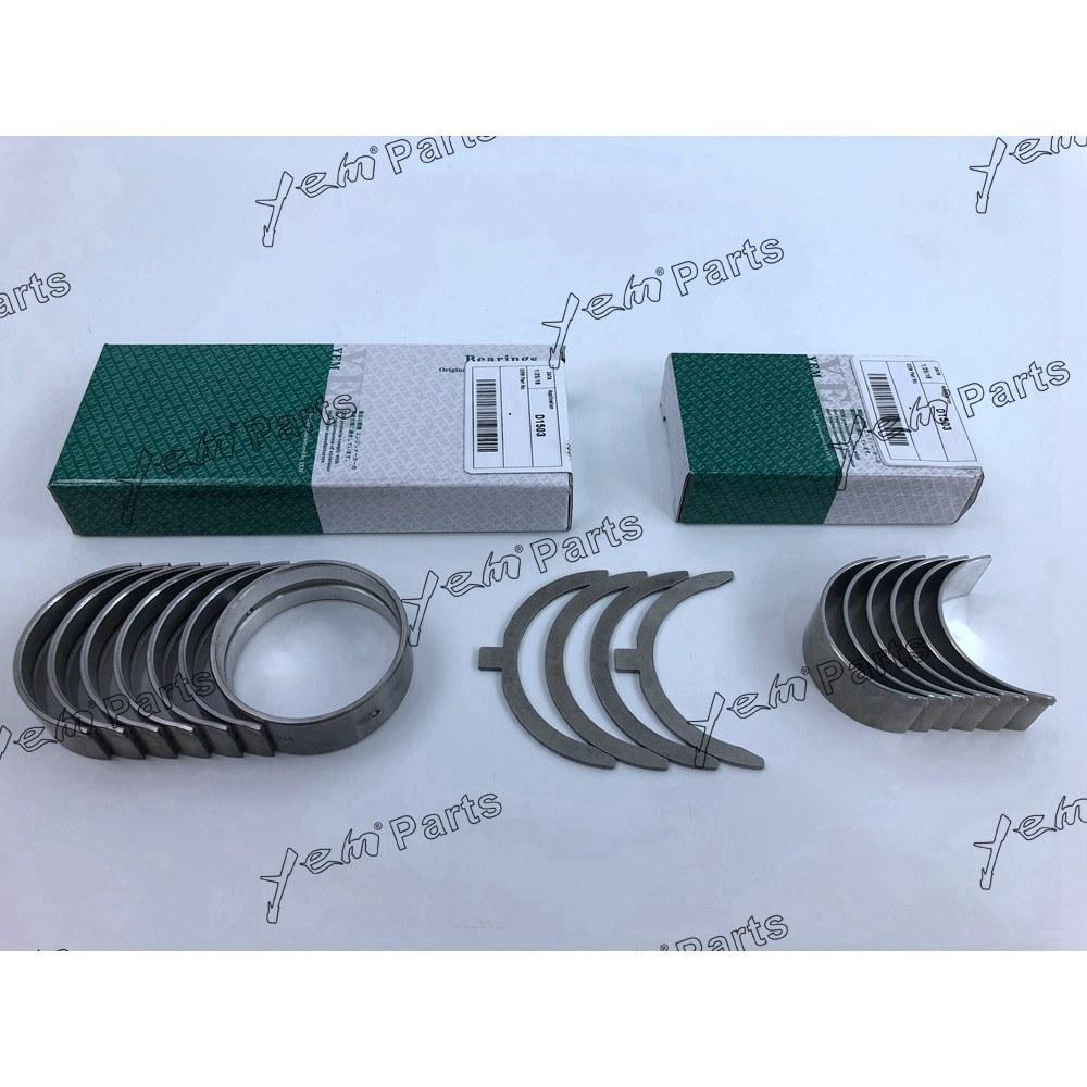 China Diesel Engine Metal Kit for Kubota D1503 - China Kubota Engine  Bearing, Kubota Bearing