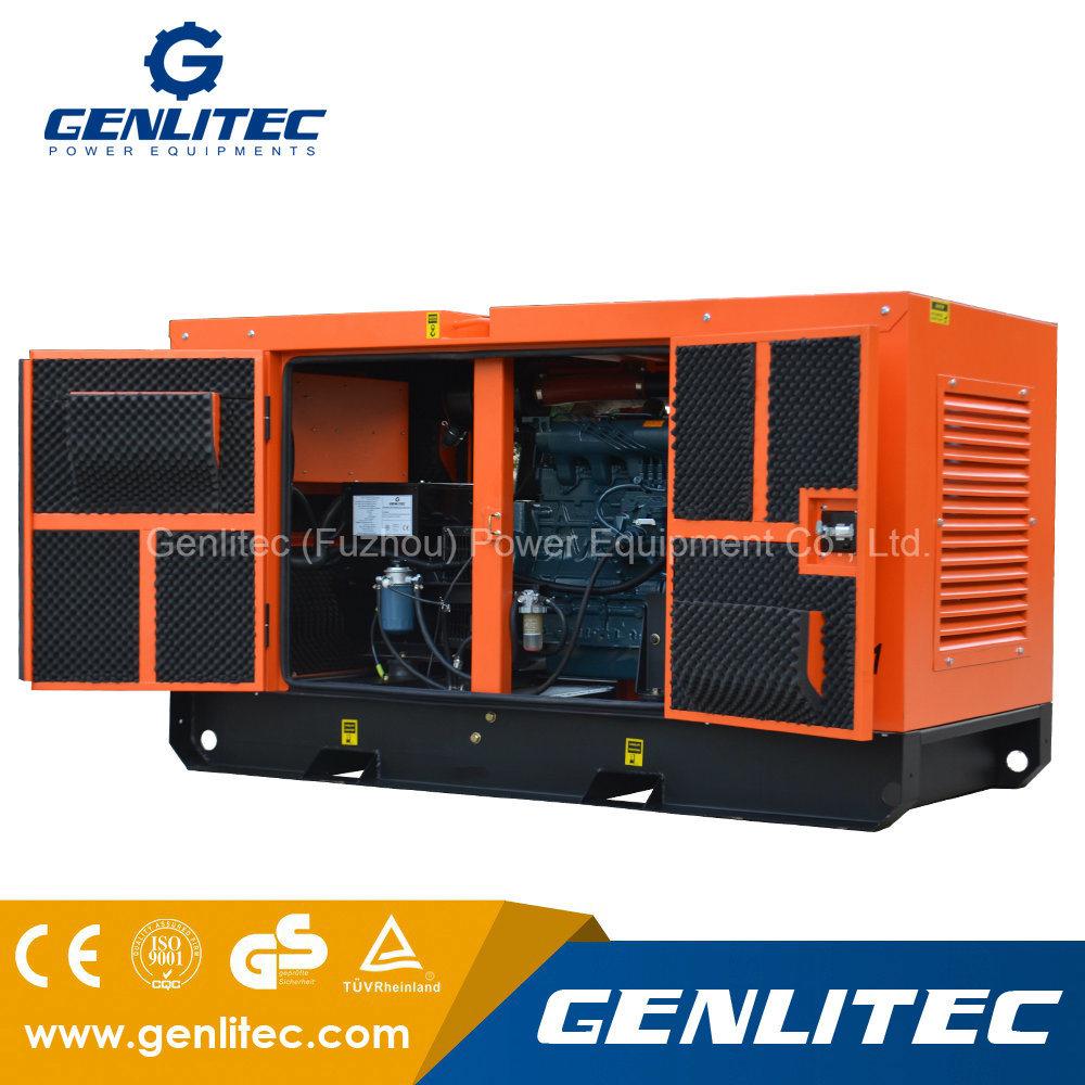 China 10kva Soundproof Kubota Generator D1105 Bg Stamford Wiring Diagram Pi044e Diesel