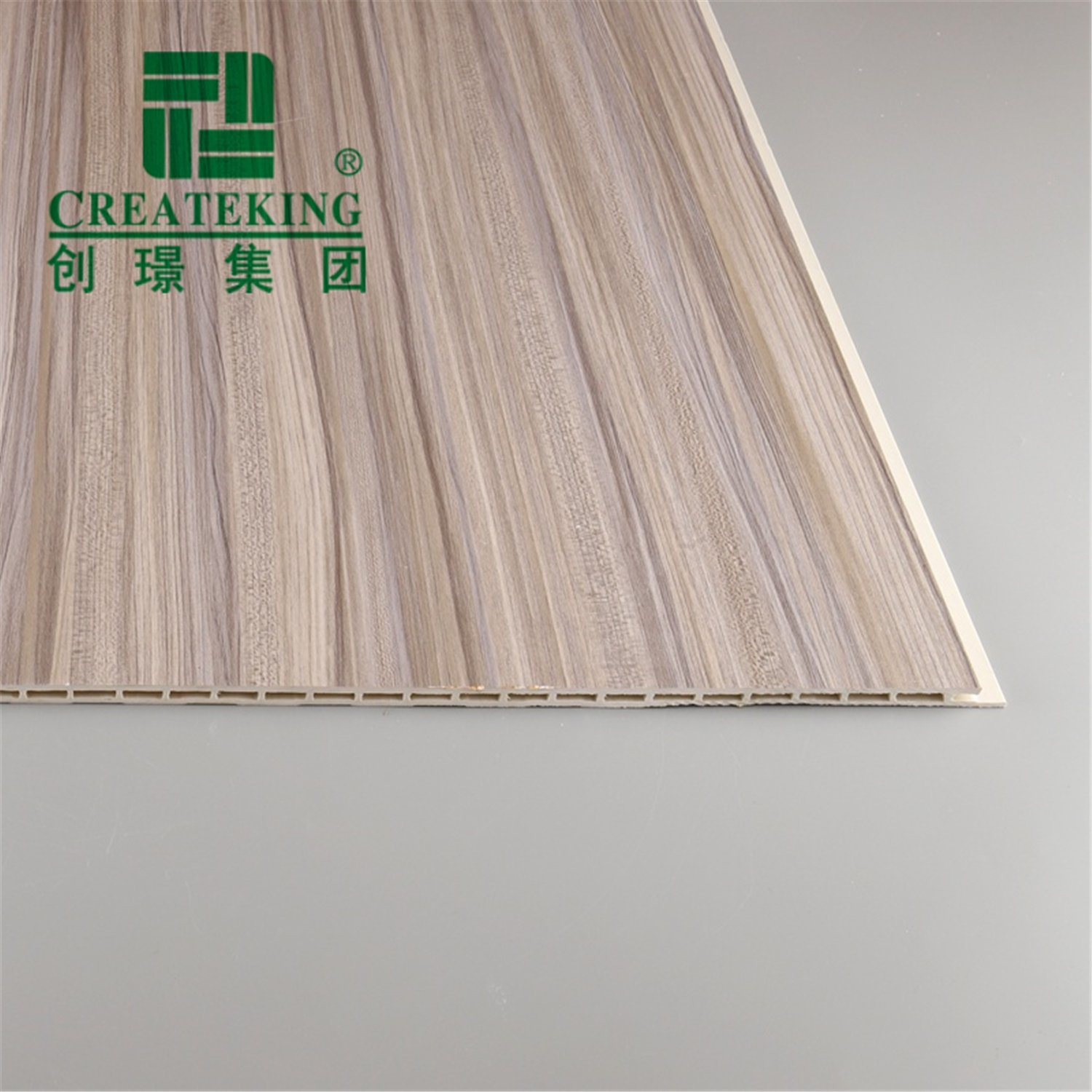 [Hot Item] 11mm Fireproof & Waterproof Decorative Covering PVC Wall Panels  for Modern Design