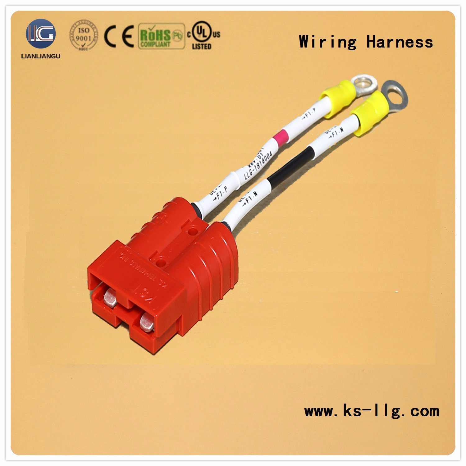 Wholesale Custom Wire Connector Buy Reliable F1 Wiring Harness Cord Kst China Factory For Diabetic Treatment Devices