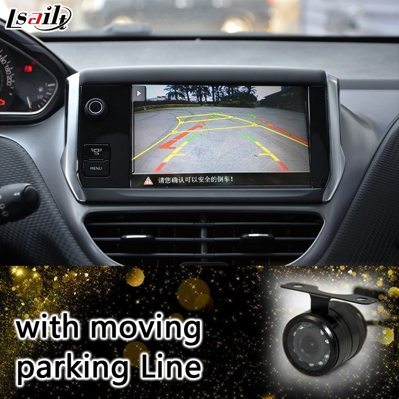 China Android 6 0 Interface Car GPS Navigation for 2014-2018