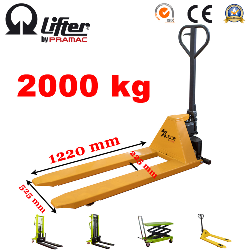 China European Design 2t Manual Electric Hand Pallet Lift Truck - China  Forklift, Pallet Truck