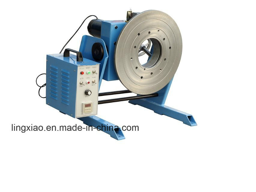 Ce Certified Welding Positioner HD-100 for Girth Welding (center through hole 140mm) pictures & photos