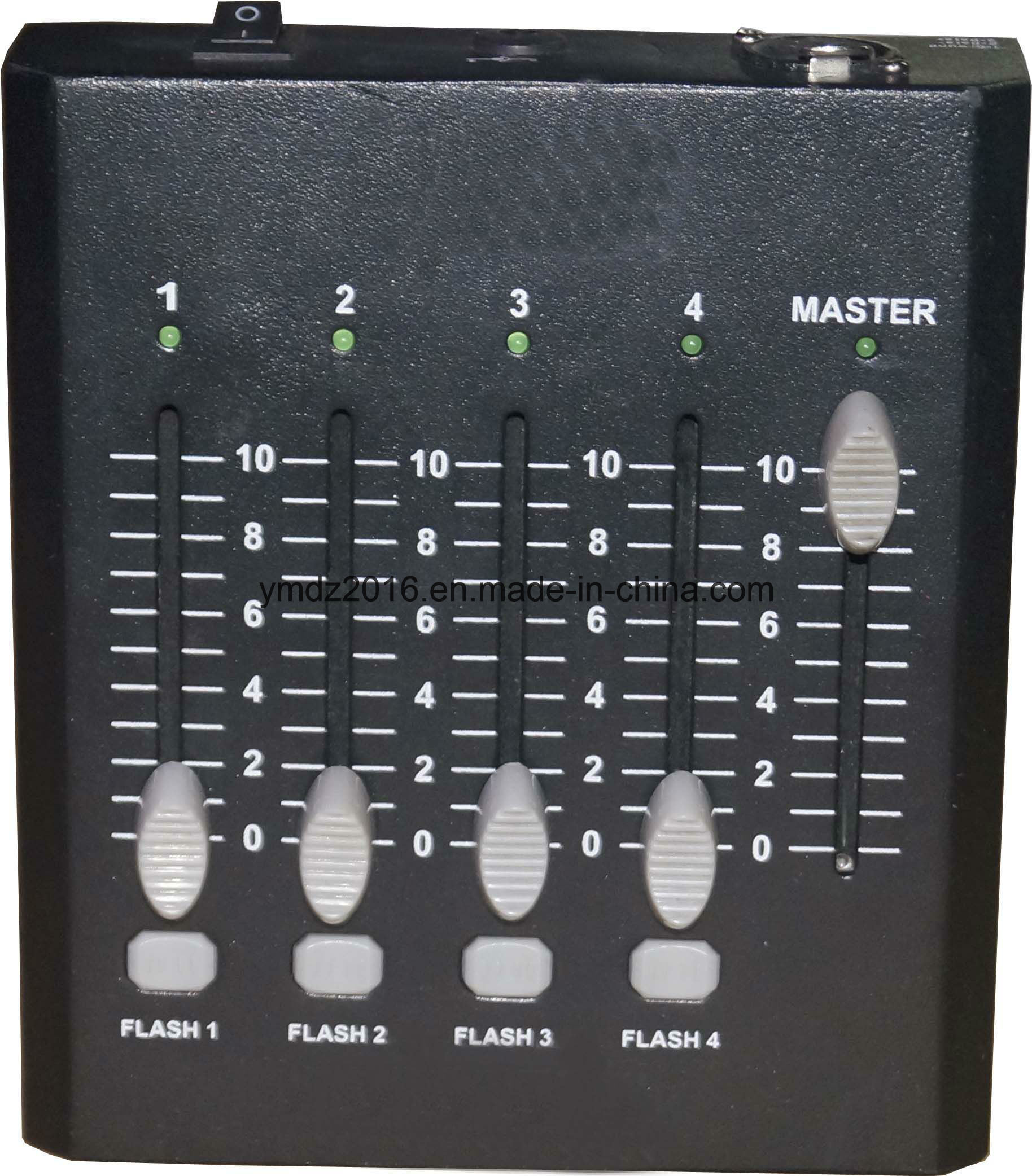 [Hot Item] 4 Channel Easy DMX Controller
