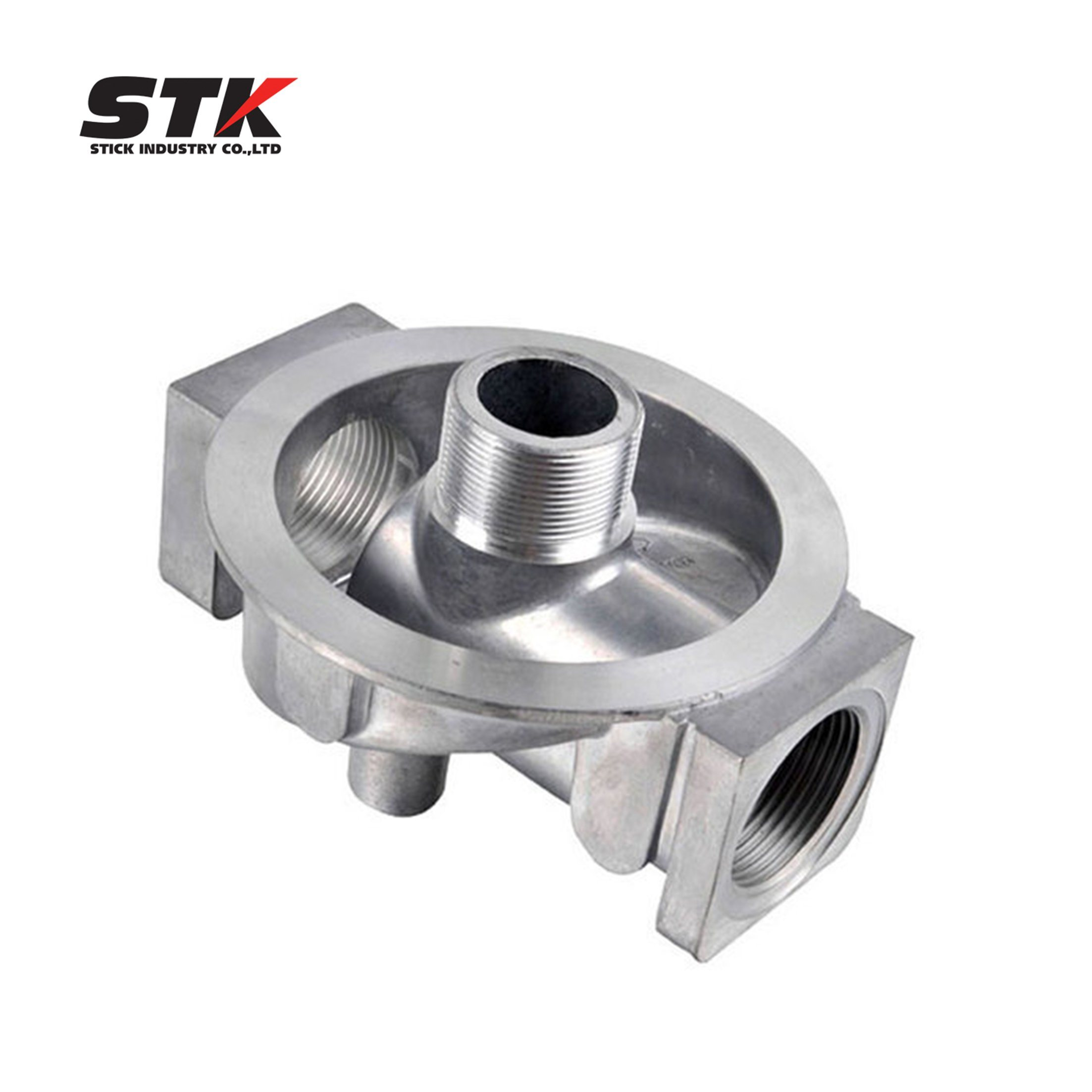 [Hot Item] Customized Low Pressure Gravity Castings Aluminum Die Casting  for Machinery Parts