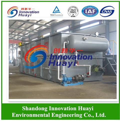 Kitchen Oily Wastewater Treatment Dissolved Air Floatation