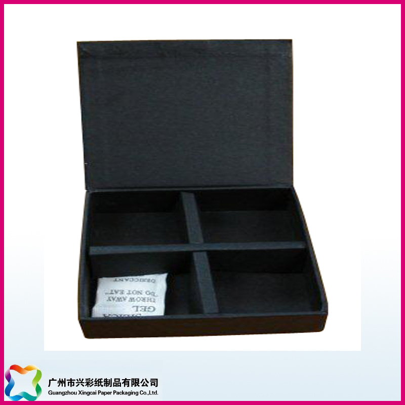 Tea Box with Multi Compartments (XC-1-072)