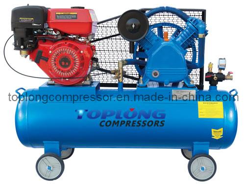 Gasoline Petrol Driven Air Compressor Air Pump (Tp-0.6/12)