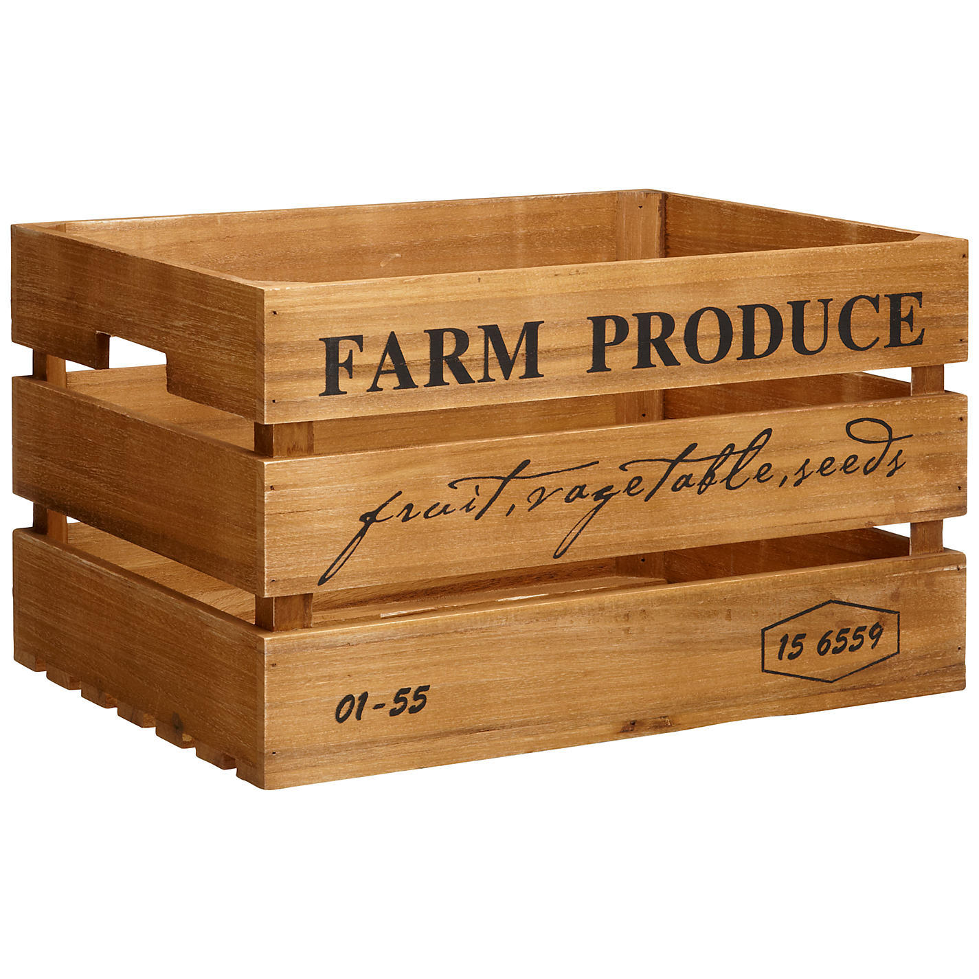 China Wooden Crate, Wood Crate, with Pine, Paulownia ...