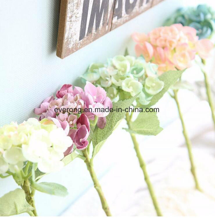 China Artificial Hydrangea Flowers UK Wedding Bouquet Cost of a ...