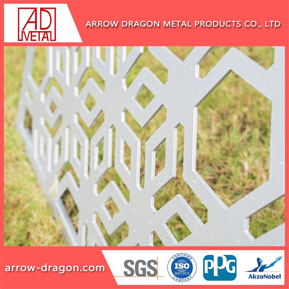 China Laser Cut Gold Mirror/ Hairline Stainless Steel Screen Panels ...