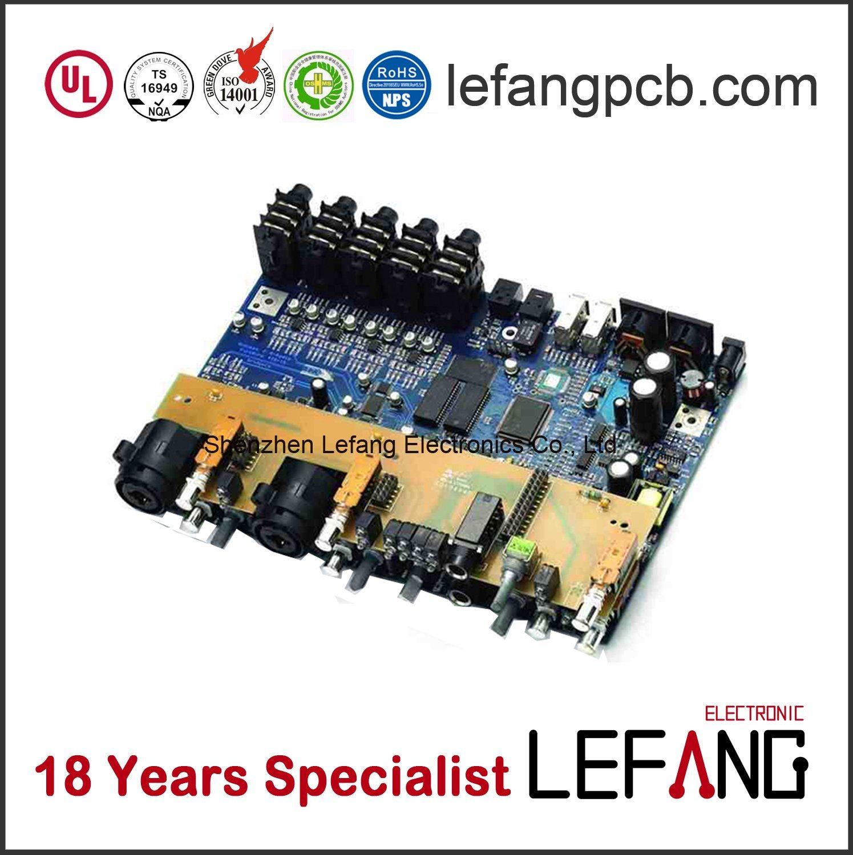 China 1 20 Layers Lf Hasl Printed Circuit Board Pcb Assembly Pcba Engineering And