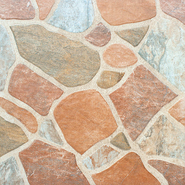 China 400X400 Slip-Resistance Ceramic Stone Floor Tiles
