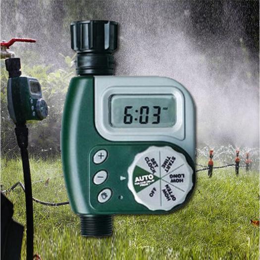 China Garden Watering Irrigation, Garden Water Timer