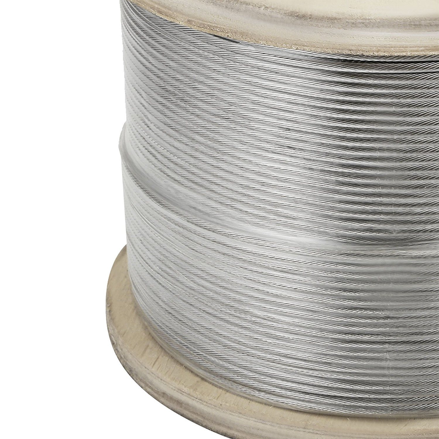 China Ss 316 Stainless Steel Nylon Coated Wire Rope Price Photos ...