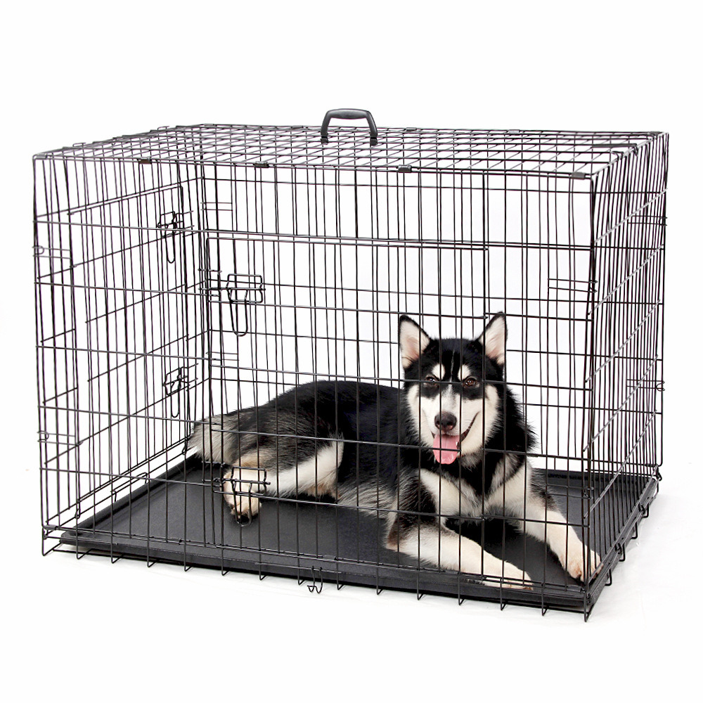 China Amazon Ebay Hot Sale Pet Product Supply Dog Wire Cage Crates ...