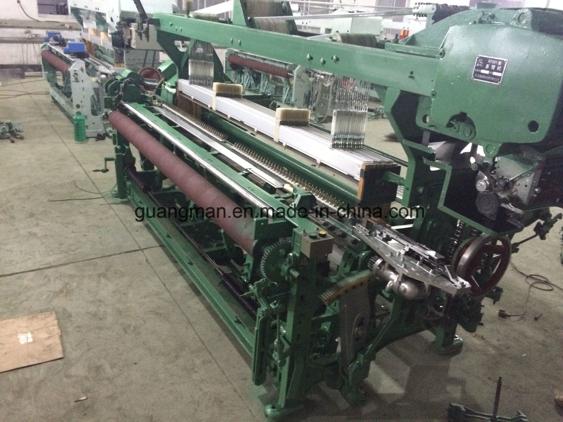 Hyr747-R200t Recondition Rapier Loom