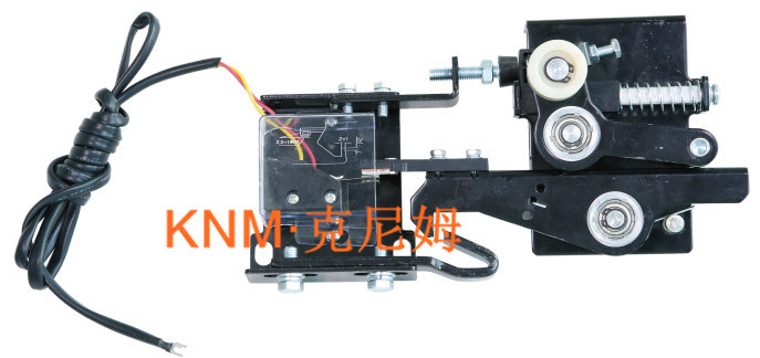 Elevator Part Elevator Car Door Lock Assembly Km012