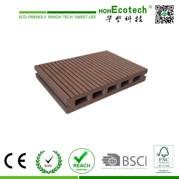 Charming Synthetic Wood Plastic Patio Floor Cheap Chinese Composite Decking Grey  Wood Flooring