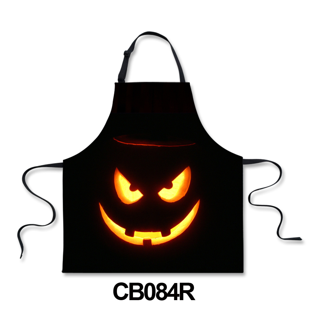 Halloween Style Customized Printing Apron pictures & photos