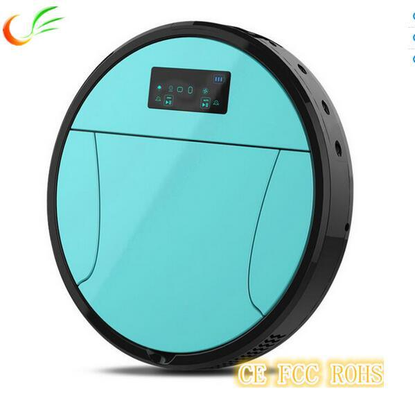 2017 Best Home Appliance for Lady to Save Time for Cleaning House, Robot Cleaner and Mop