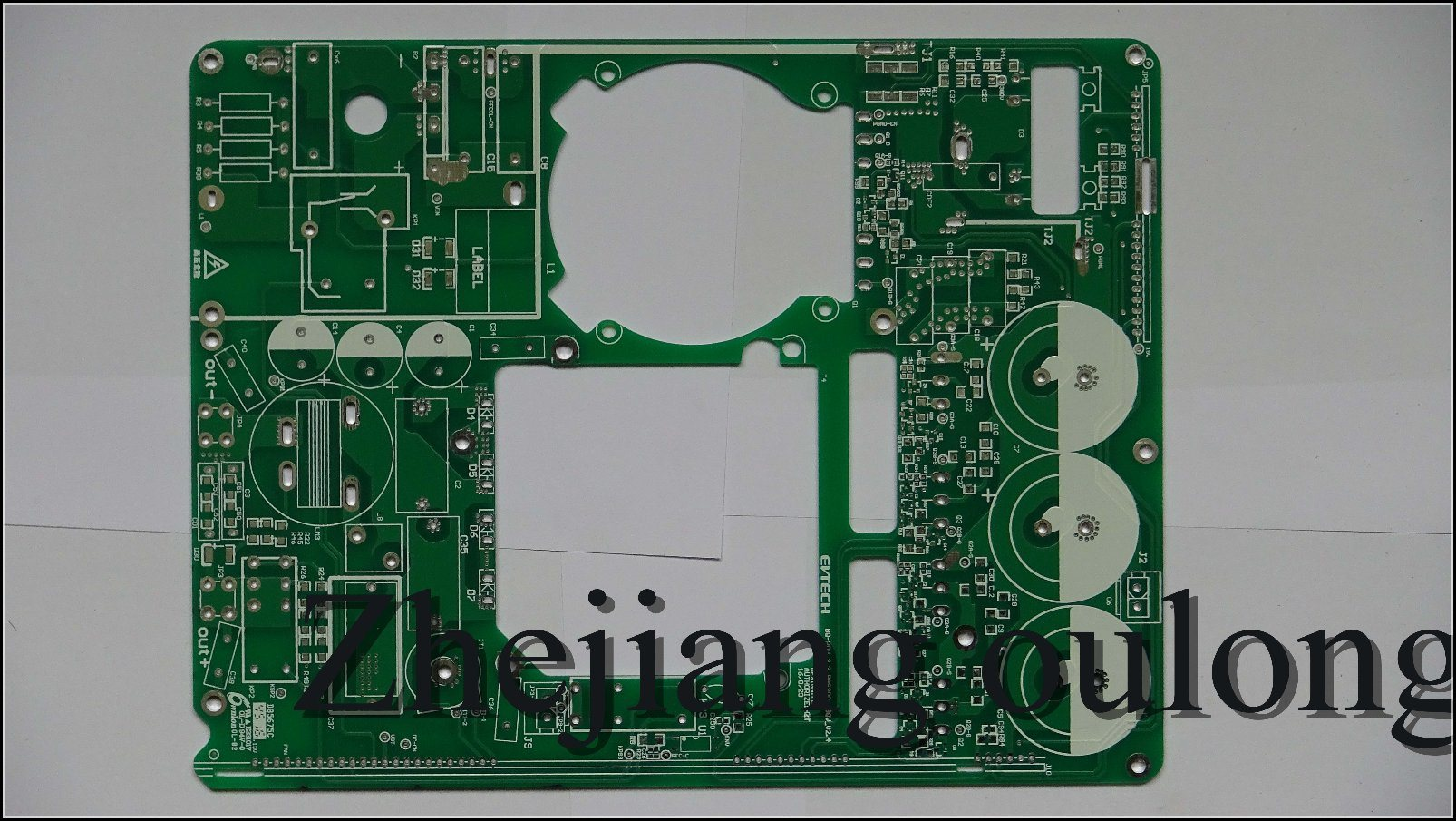 China Silk Screen Printed Circuit Board Assembly S 044 Photos Pcb Consists Of A