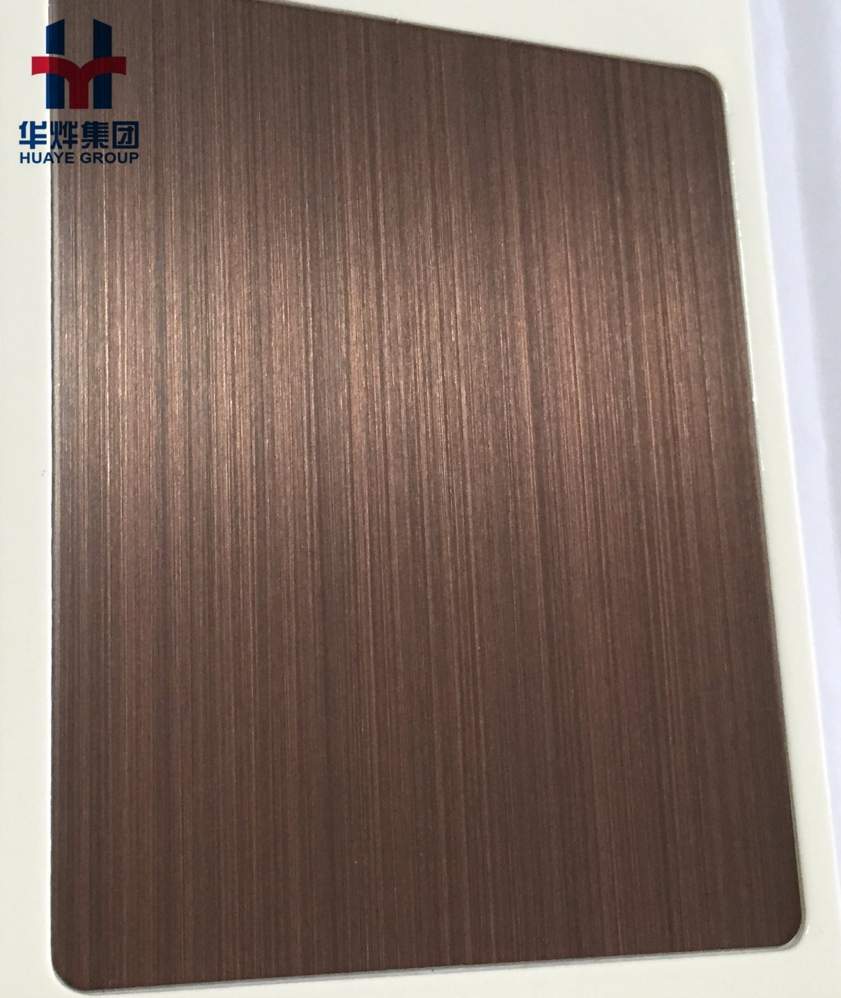 China Antique Brass Plating Stainless Steel Decorative Sheet