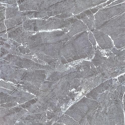 China Grey Marble Look 600x600 Polished Glazed Porcelain