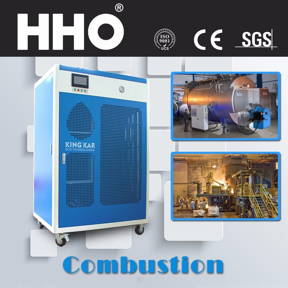 China 2017 Patent Oxy-Hydrogen Generator for Fuel Saving of Boiler ...