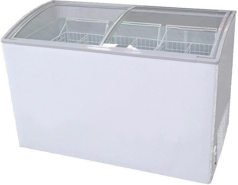 Refrigeration Amp Chillers Commercial Curved Glass Sliding