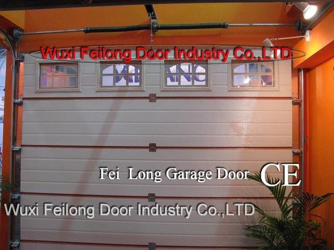 China Overhead Garage Door European Union Ce Certificate