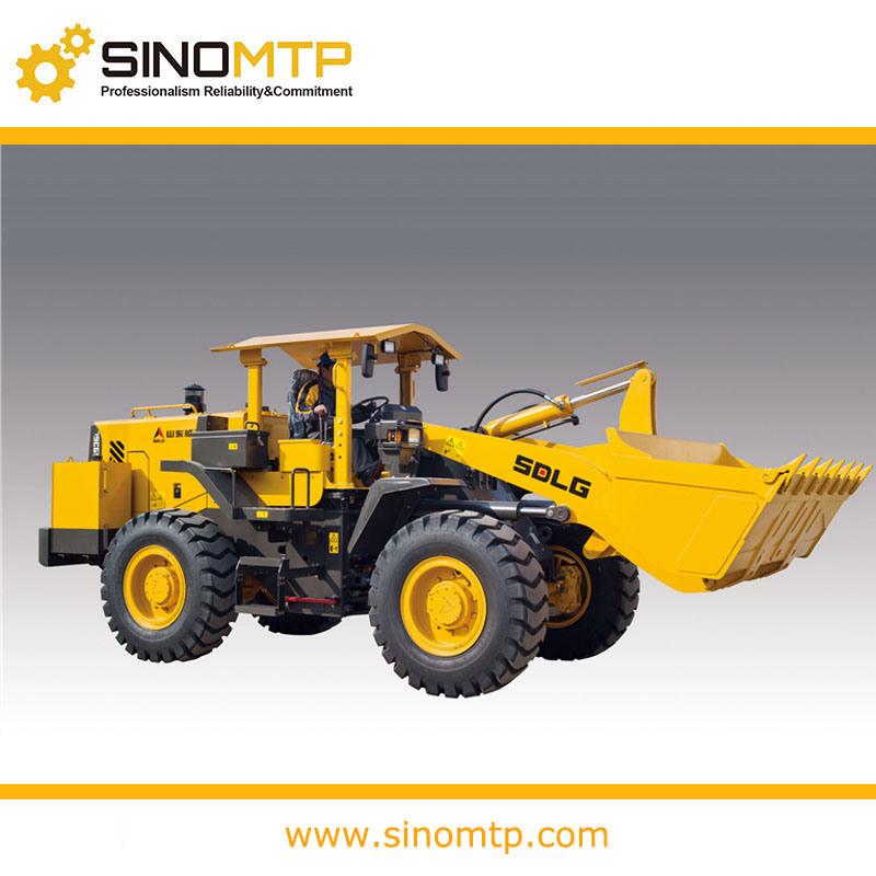 [Hot Item] LG933L 1 5-3 0m3 wheel loader for earth moving