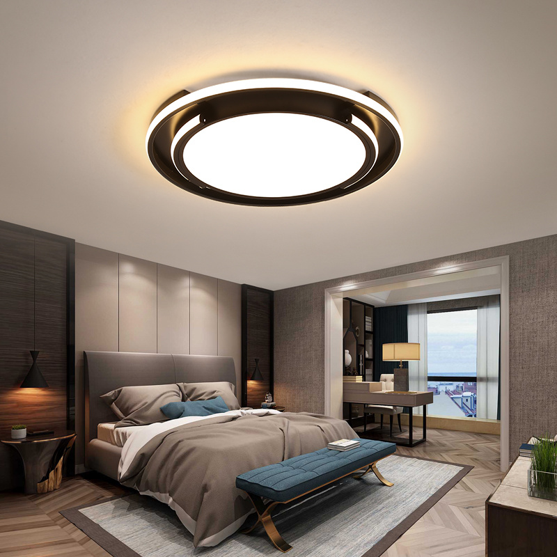 [Hot Item] Living Room Lamp Modern Simple Atmospheric Bedroom LED Ceiling  Lamp