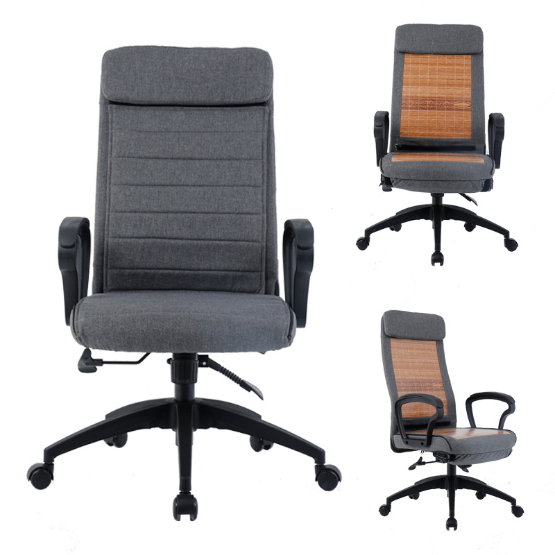 China Wahson 2018 New Design Detachable Fabric Bamboo Home Office Chair China Office Chair Task Computer Chair